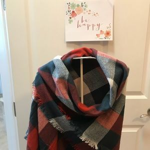 Accessories - ❤️🌻Blanket scarf cozy fall colors! New!
